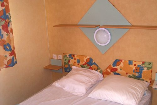 Mobil Home IRM Mercure Camping La Charderie Ardèche